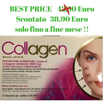 BEST PRICE 42,50 EuroScontato 38,90Euro